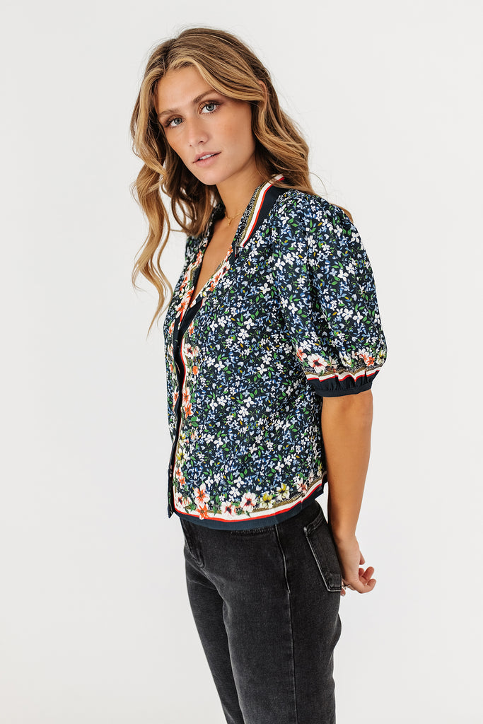 howie button top
