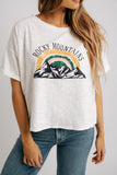 rocky mountains tee