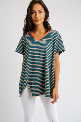 cleo striped top *restocked*