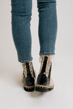 textile atlas chelsea boot // free people