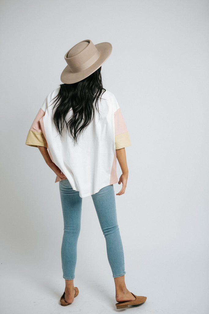 aria color block top *restocked*
