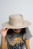 monet hat // beige *restocked*