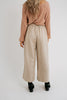 daybreak linen pant // natural