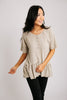 lind knit top