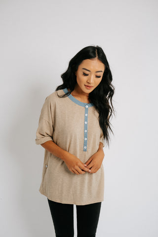 june babydoll top