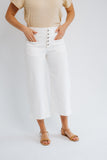 judy button fly pant