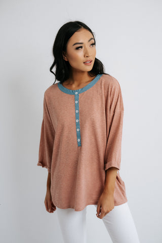 mindy blouse