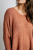 ariana v neck sweater