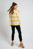 ash crochet knit sweater