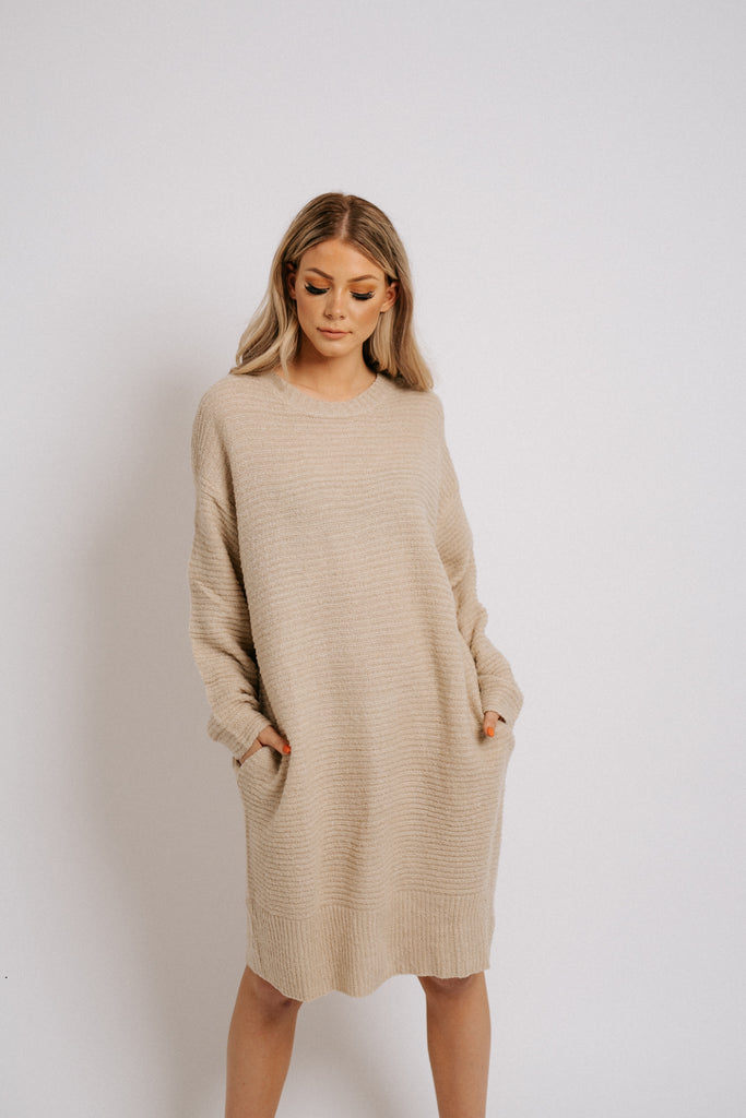 sweater weather dress
