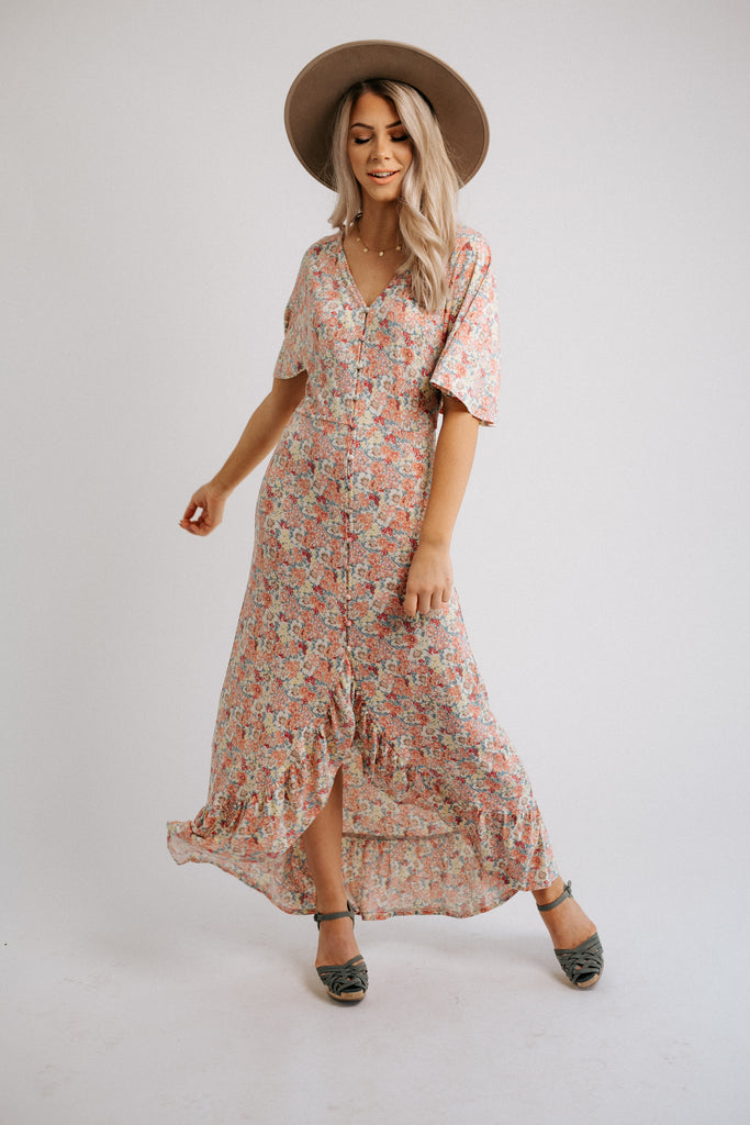 stacy button maxi *restocked*