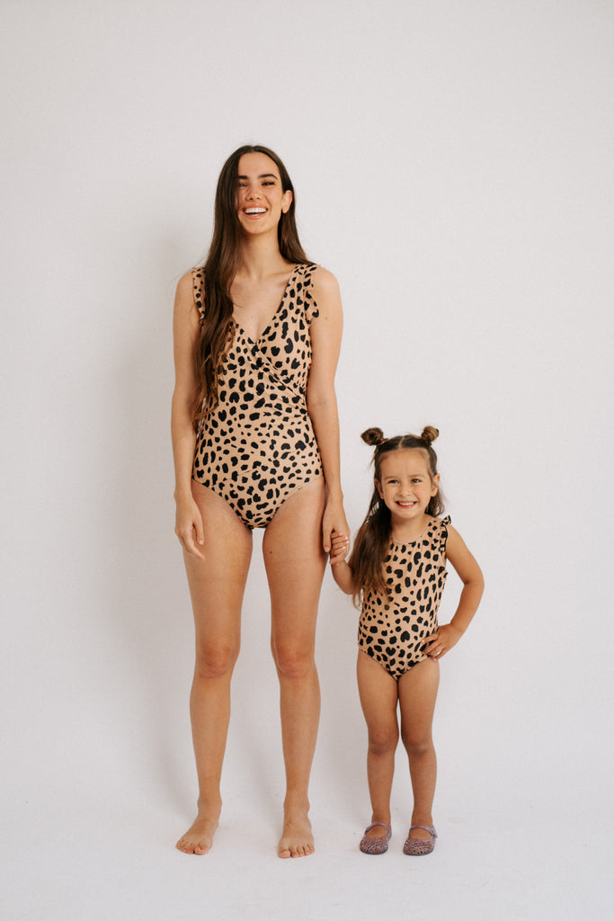 leopard little swimmer *restocked*