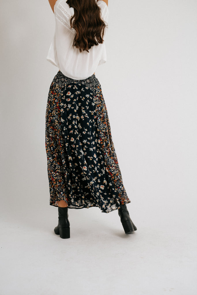 patch skirt