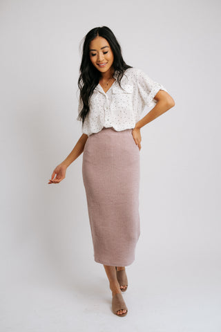 ivy wide leg denim
