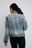 take a chance denim jacket