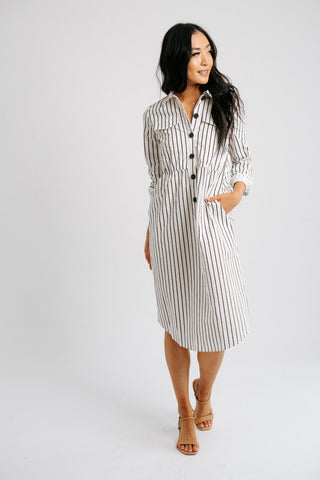 drac wrap dress
