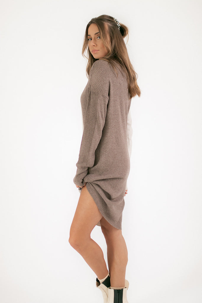 get together sweater dress