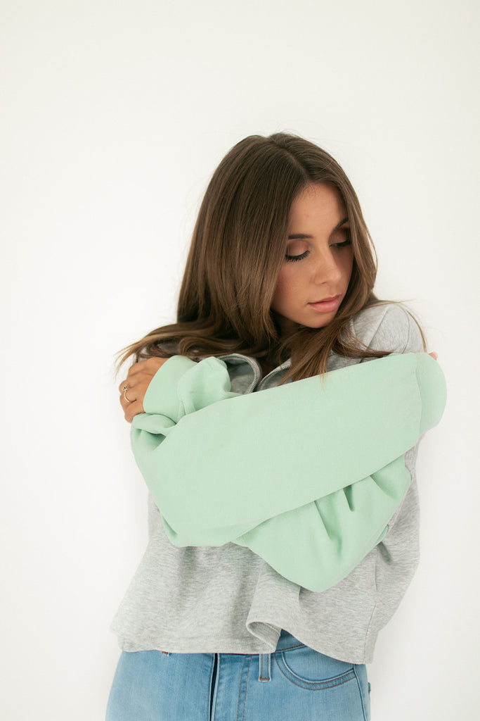 end of the night pullover