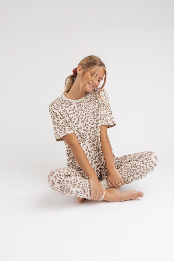 kelly leopard set