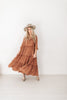 fable dress // bronze