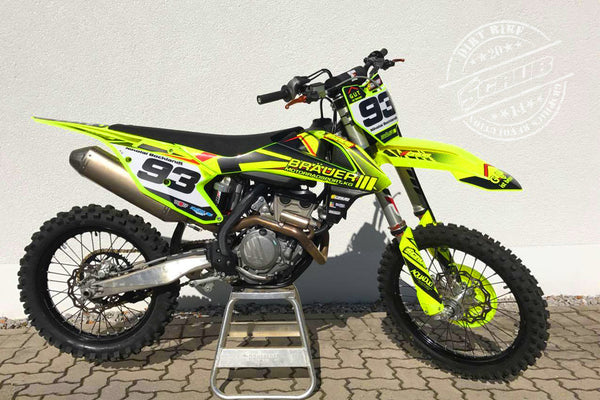 The 2017 Outdoor Motocross Racing Season Is Almost Upon Us And Its Time To Give Your Dirt Bike That Fresh Look It Deserves But Howthere Are Numerous