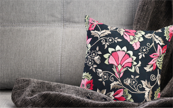 How To Refresh Your Living Room  with our decorative pillows?