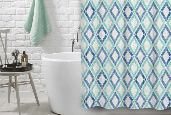 How To Update Your Bathroom With Shower Curtains?