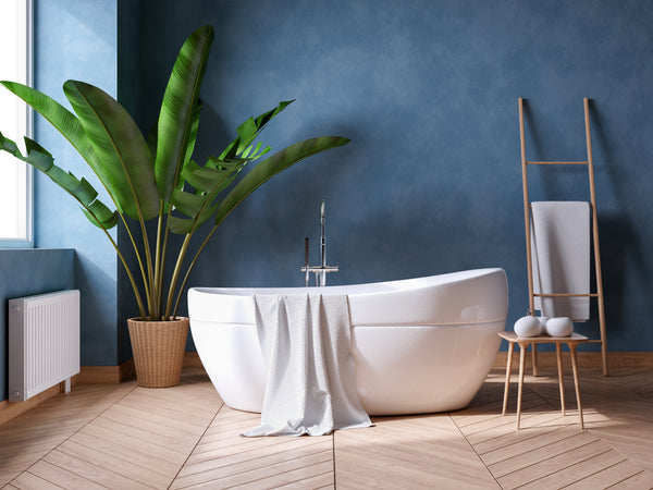 How to Turn Your Bathroom into an Oasis