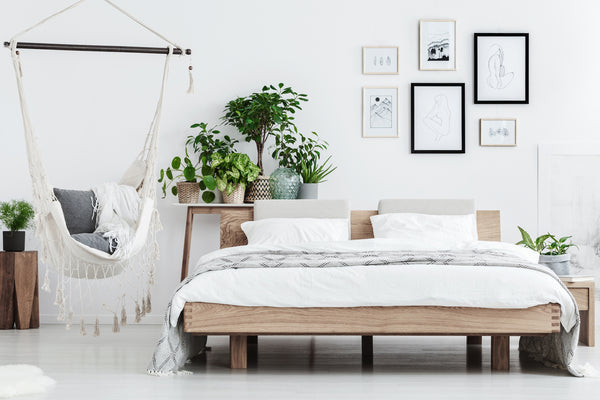 5 Easy Ways to Create an Eco-Friendly Bedroom