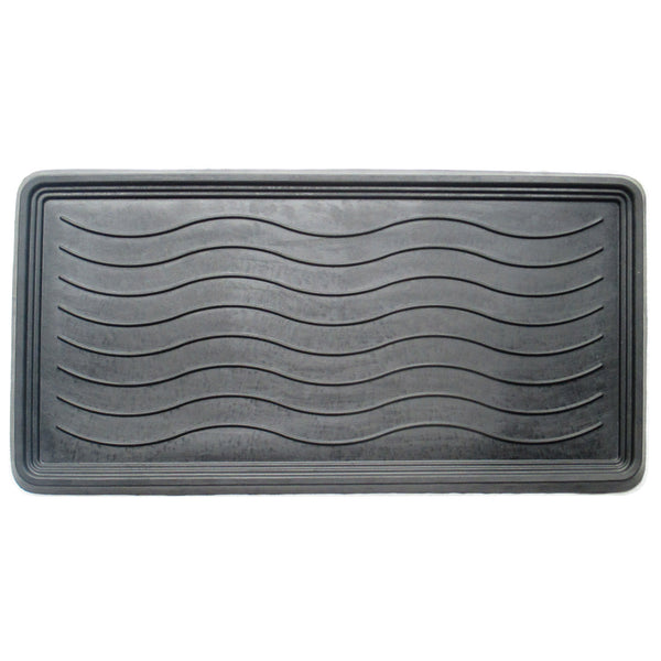 Heavy Duty Flexible 100% Rubber Boot Tray Mat - A1HCSHOP