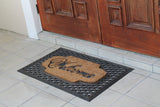 Rubber and Coir Rosaline Doormat - A1HCSHOP