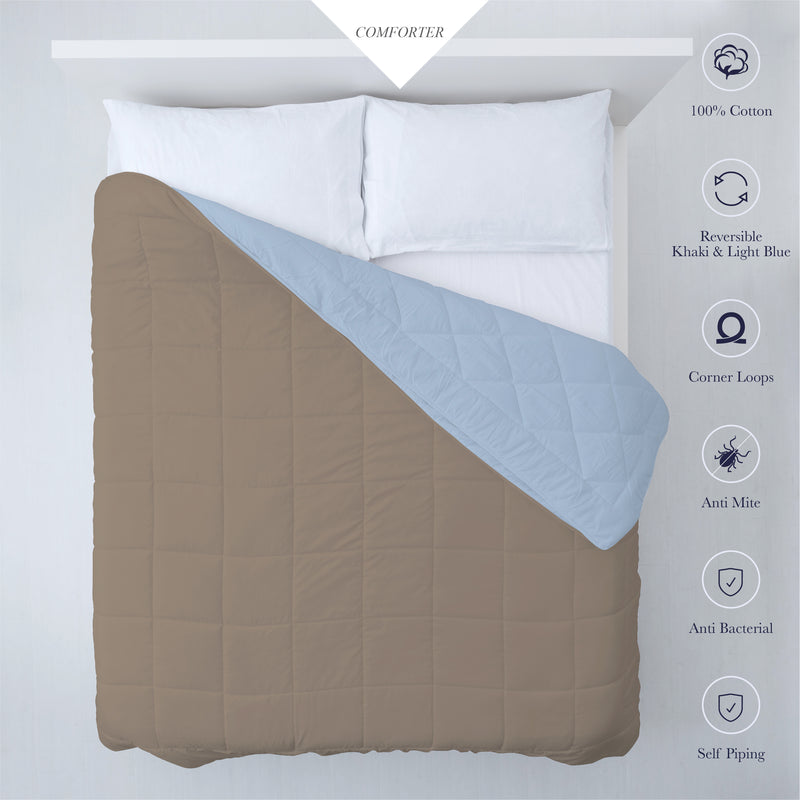 Reversible Organic Bed In A Bag