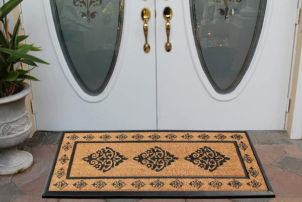 Rubber & Coir Molded Doormat