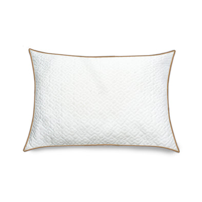 Shredded Memory Foam Pillow With Reversible Cover