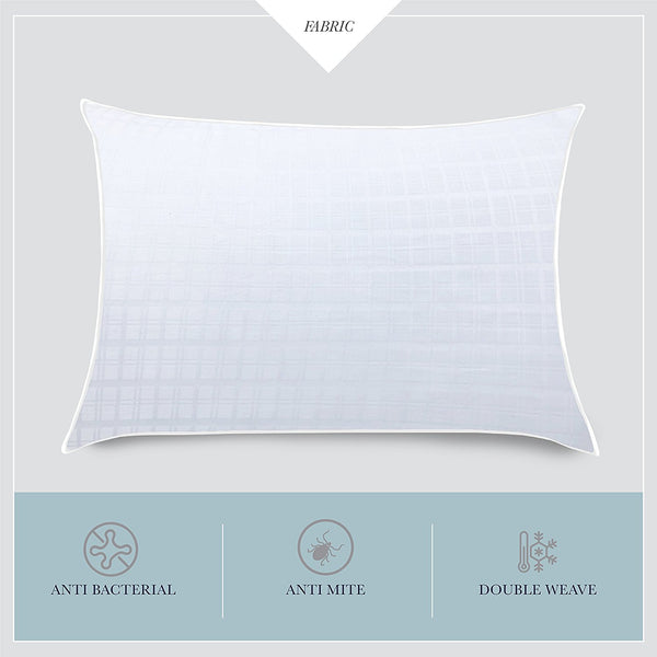 Down Alternative Tencel Pillow - A1HCSHOP