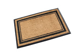 First Impression Markham Border Double Extra Large Doormat (30