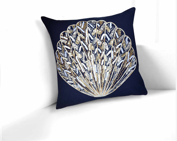 "A1HC Organza Sequin Shell Decorative Cotton Throw Pillow (20"" X 20"" X 4"") - A1HCSHOP"