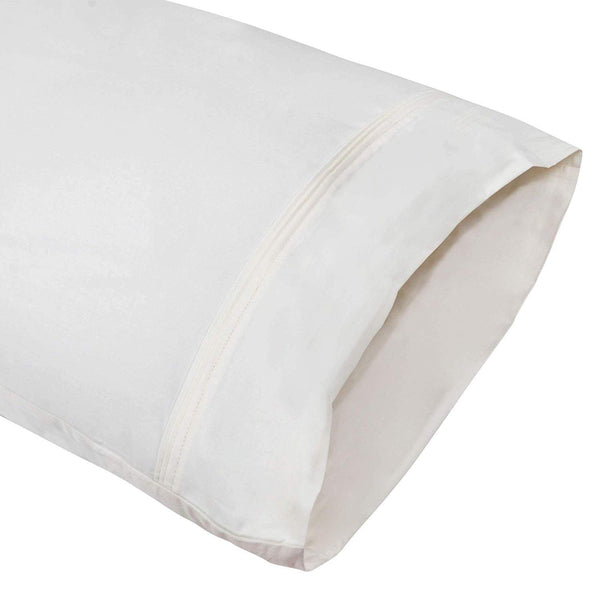 Organic Cotton Cream Pillowcase Pair - A1HCSHOP