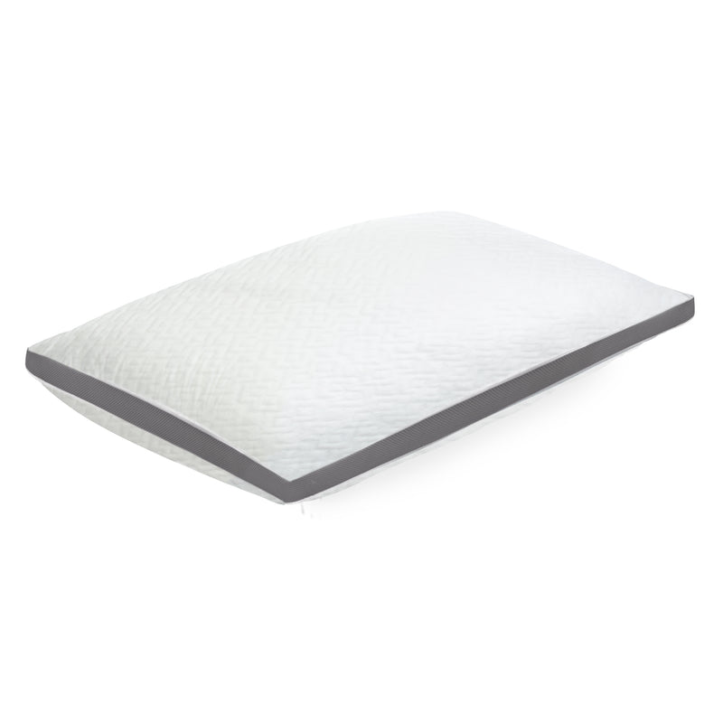Shredded Memory Foam Gusset Pillow