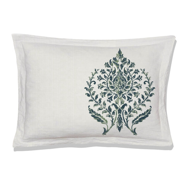 Trellis Organic Cotton Pillowcase Pair