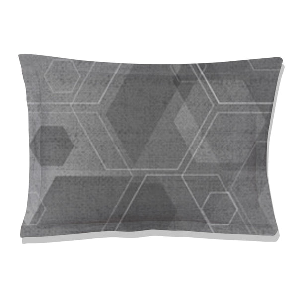 Hexad Organic Cotton Pillowcase Pair