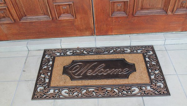 Jordon Rubber and Coir Doormat - A1HCSHOP