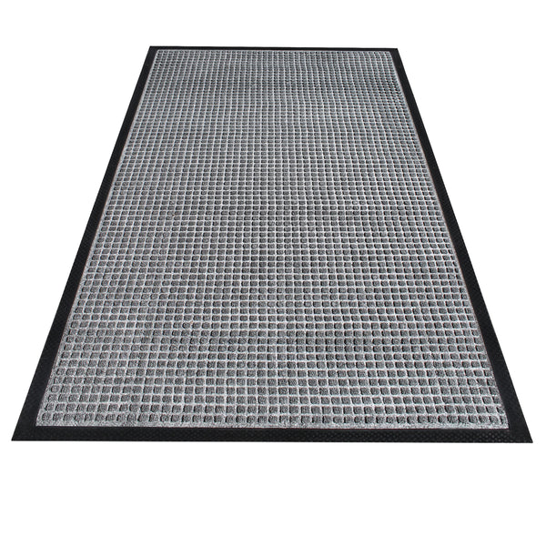 "A1HC Rub-Poly Multi Utility Indoor/Outdoor 36"" X 60"" Scraper Doormat (Grey) - A1HCSHOP"