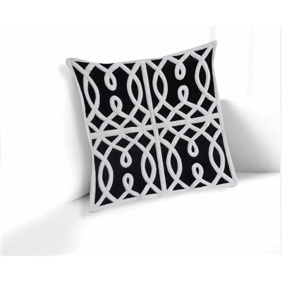 Ivymore Geometric Throw Pillow