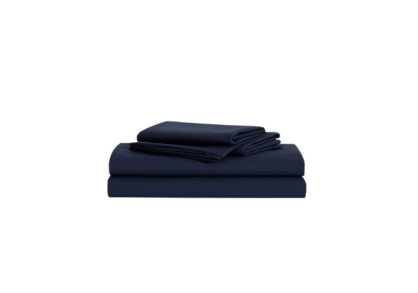 Organic Cotton Wrinkle Free Sheet Set