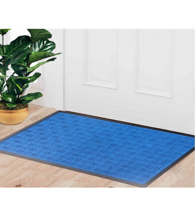 Izaiah Polypropylene Indoor/Outdoor Door Mat