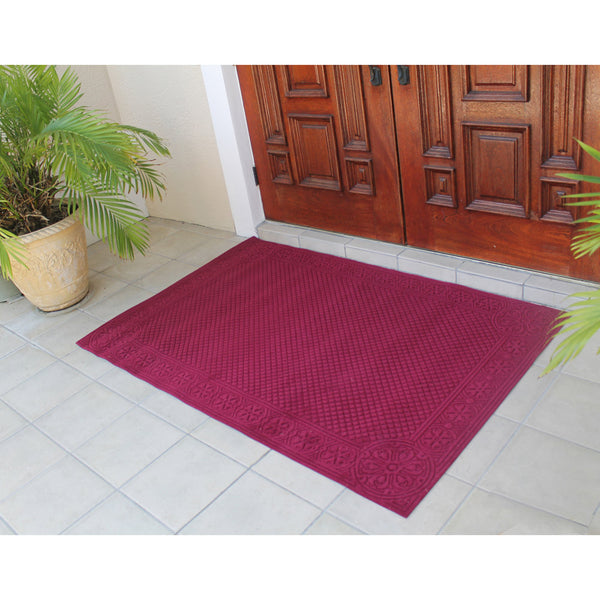 A1HC First Impression Quentin Indoor/ Outdoor Extra Large Doormat (48'' x72'') - A1HCSHOP