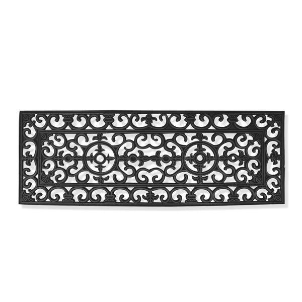Audrey Rubber Entry Double Doormat