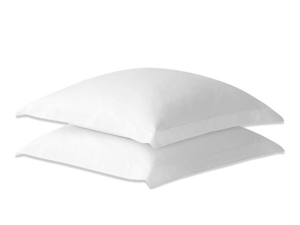 Organic Cotton Percale Euro Sham