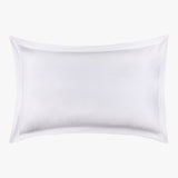 Organic Cotton Percale Sham Pair